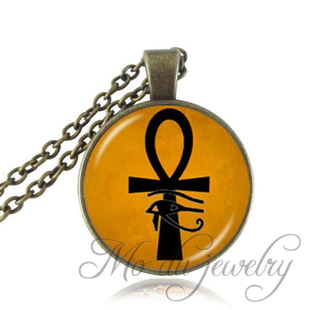 Egyptian Cross Ankh Necklaces Egyptian Ankh Eternal Life Symbol