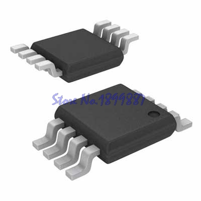 1pcs/lot MCP4921 MCP4921-E/MS 4921E MSOP-8 In Stock