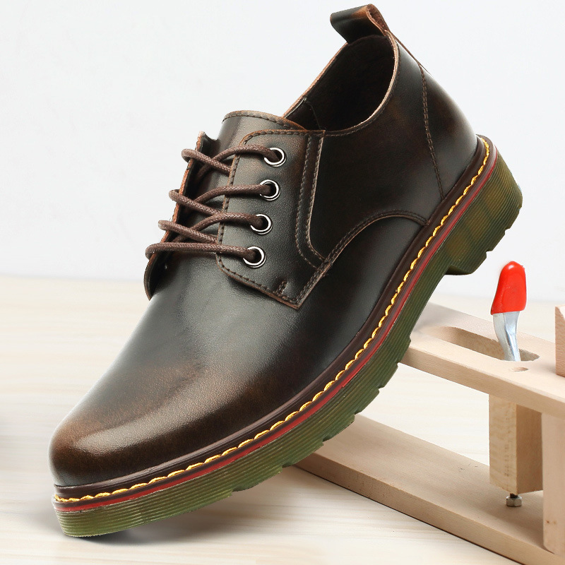 Properties Of Leather Shoes