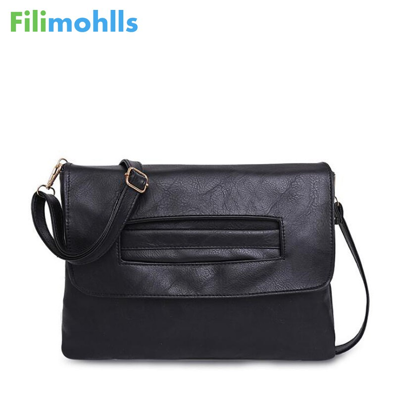 Hot Selling Women envelope clutch bag leather Crossbody Bags for women trend handbag messenger bag female Ladies Clutches S1183 day clutches women bags female shoulder bags leather handbag black purses crossbody bags for women envelope girl ladies hand bag