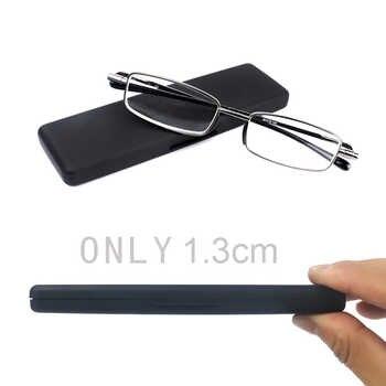 Slingshots glasses magnifying glasses progressive reading glasses for men women foldable Full-Rim Frame glasses presbyopic - DISCOUNT ITEM  22% OFF All Category