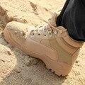 Новые Люди На Открытом Воздухе Военные Ботинки. Commando Feld Непромокаемые Сапоги. низкий, Чтобы Помочь Тактические Пустыни Сапоги