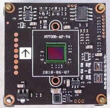 AHD 5MP 4MP 1/2.8 STARVIS IMX335 CMOS image sensor + NVP2477 CCTV camera module PCB board (optional parts)