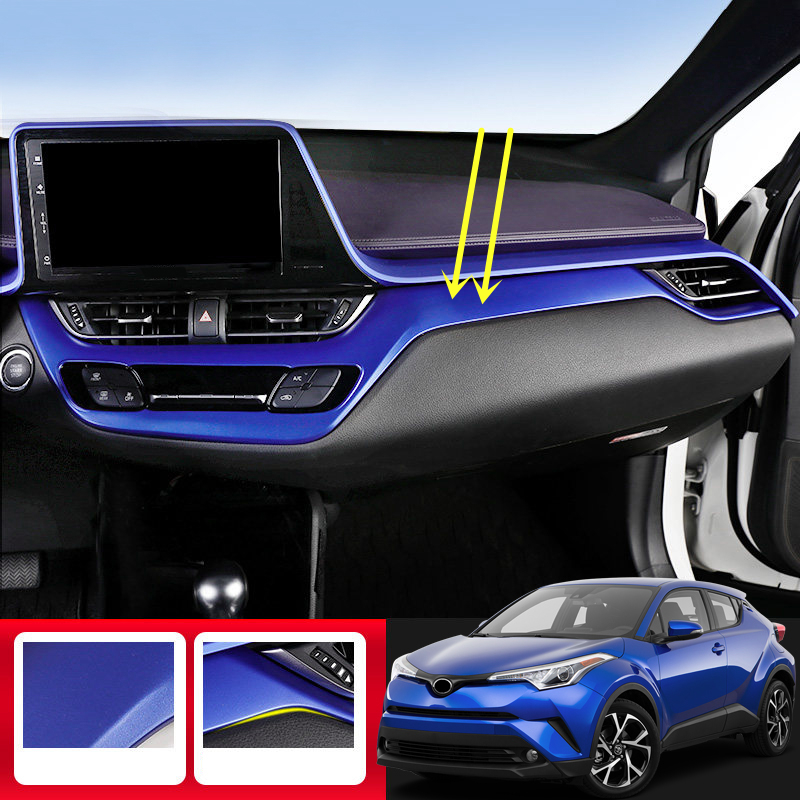 2019 Toyota Chr: LHD For Toyota C HR CHR 2016 2017 2018 2019 ABS Plastic