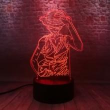 One Piece Night Light Lamp