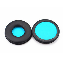High Quality Replacement Ear Pads Cushions For SONY MDR-ZX600 MDR-ZX660 For Sho7205 Headphones Pads Cover ew# 95mm replacement soft foam ear pads cushions for sony mdr xd150 xd200 for rapoo h600 hedphones high quality 9 25