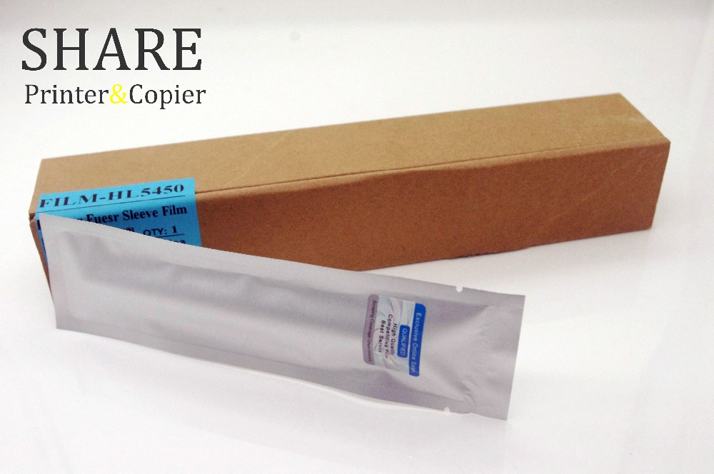 Fuser film sleeve add grease for Brother DCP8110 8150 8155 HL5440 HL5445 5450 HL5470 HL6180 HL6182