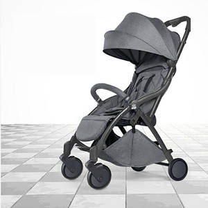 Light-Cart Baby-Stroller New Free-Post Russian Fast-Pull Easy-To-Carry Automatic