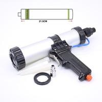High Quality 310ml Pneumatic Caulking Gun Glass Glue Gun Air Rubber Gun Tool