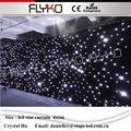 Flyko gute qualität führte sterne vorhang Weiße lampe perlen 4 mt * 6 mt nachtclubdekor führte sternvorhang-in Bühnen-Lichteffekt aus Licht & Beleuchtung bei