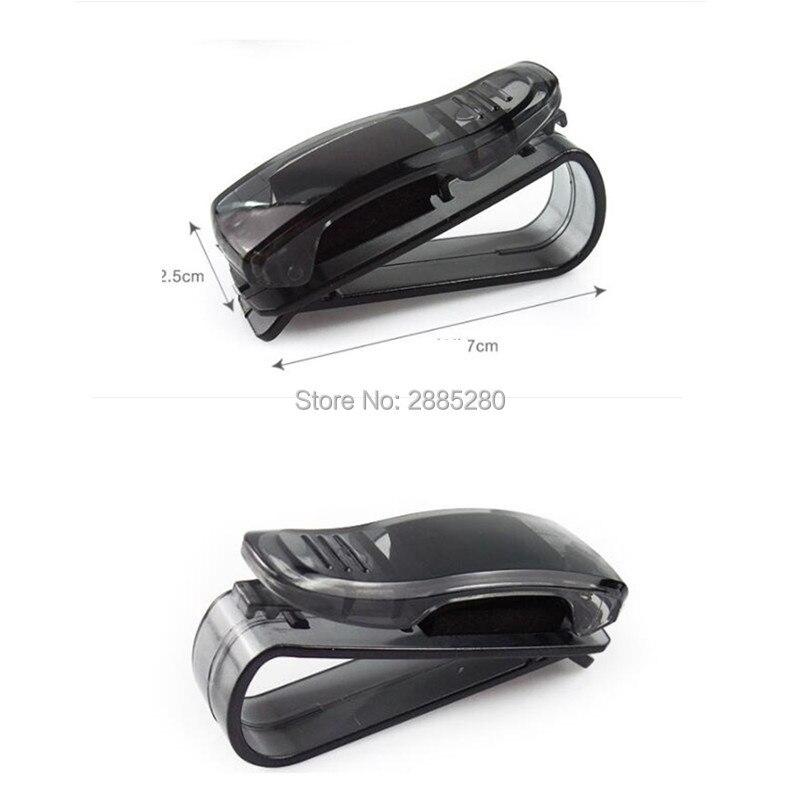 2019 Hot Sale Car Sun Visor Glasses Clip Accessories For Kia Rio 3 Camry Volvo Ford Mondeo 4 Renault Duster Ford Kia Sportage 3