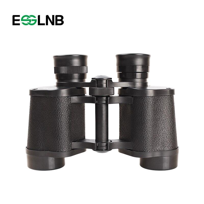 Russe Binoculaire 8x30 150 m/1000 m Professionnel Militaire Noir Télescope HD Jumelles Pour La Chasse Voyage Portée FMC Lentille