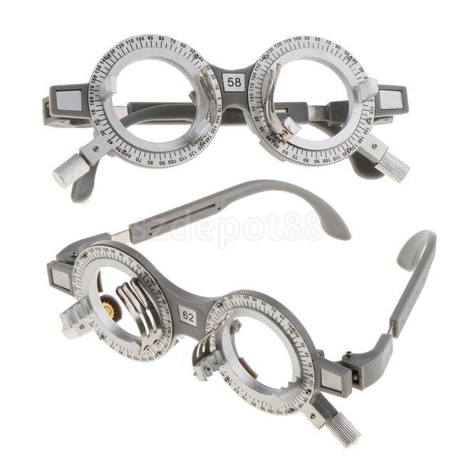 Montures de lentilles de Test optique universelles