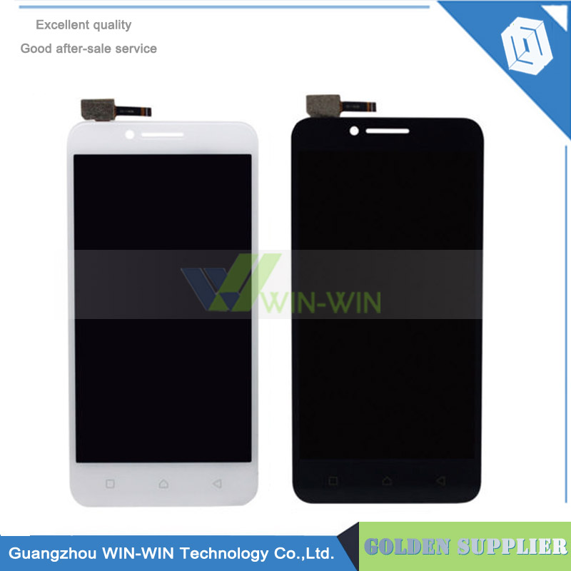 где купить  White/Black Original For Lenovo Vibe C A2020 A2020 a40 LCD Display with Touch Screen Digitizer Assembly Replacement Parts  дешево