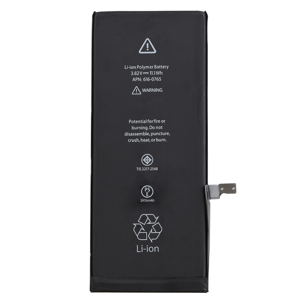 Li-Ion-Battery Internal-Replacement Mobile-Phone 6-Plus For 2915mah Built-In