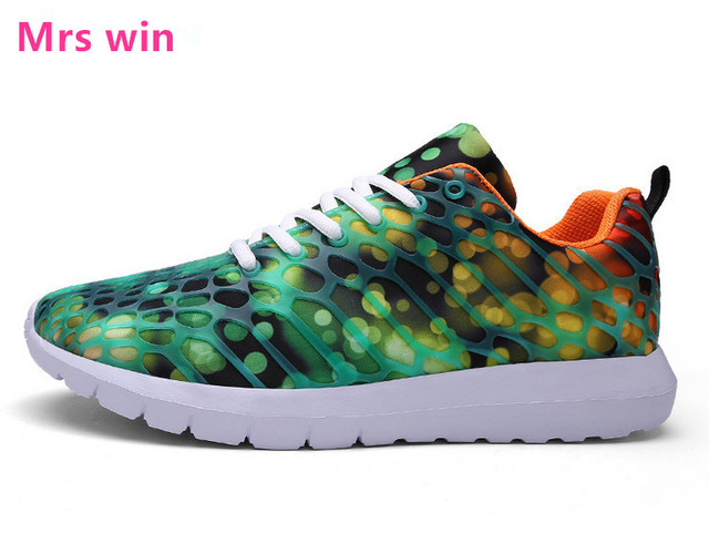 new men sport running shoes rhythm sneakers breathable mesh outdoor damping athletic shoe light male shoe zapatillas deportivas