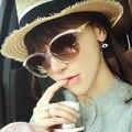Мода Роскошные Женщины Солнцезащитные Очки прохладный очки очки для женщин Cat Eye Солнцезащитные Очки Женщины Летний Стиль хорошее качество uv400 Вс Стекла