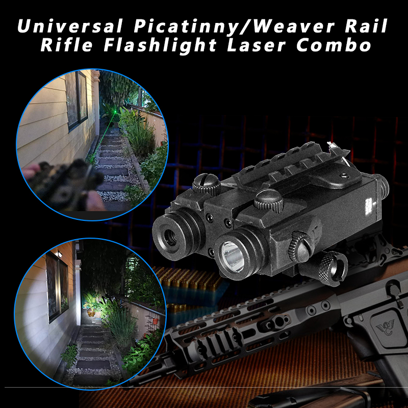 Laserspeed Hunting Scopes And Gun Light Rifle Accessories Picatinny Weaver Rail Shooting Army AR15 AK 47