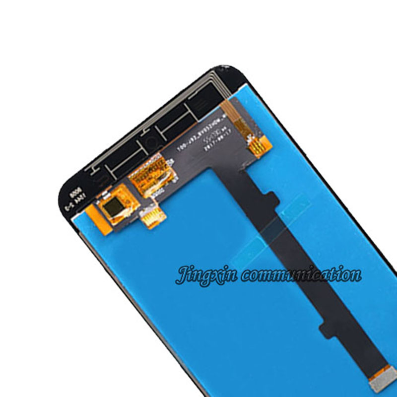 "Image 3 - For zte Blade A506 LCD +touch screen components black and white high quality replacement for ZTE Turkcell T70 5.2"" display-in Mobile Phone LCD Screens from Cellphones & Telecommunications"