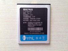 Original THL T1 Battery 1500mAh Backup Li-ion Battery for THL T1 W100/W100S Smartphone Replacement