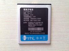 где купить Original THL T1 Battery 1500mAh Backup Li-ion Battery for THL T1 W100/W100S Smartphone Replacement дешево