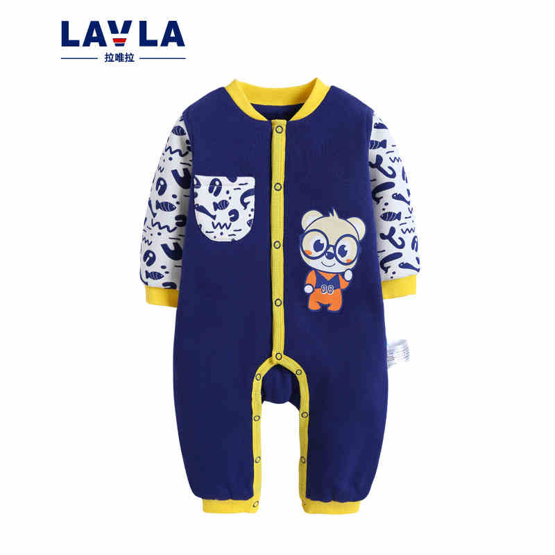 TAGA Boys Romper Girls Jumpsuit Kids Clothing Winter Newborn Animal Cartoon Fleece Baby Body Suit Cartoon Long Sleeve Clothes puseky 2017 infant romper baby boys girls jumpsuit newborn bebe clothing hooded toddler baby clothes cute panda romper costumes