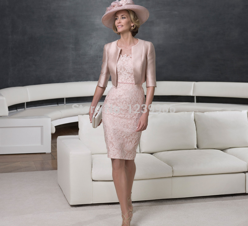 2015-Mother-Of-The-Bride-Dresses-Sheath-Knee-Length-Champagne-Lace-With-Jacket-Short-Mother-Dresses (3).jpg