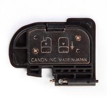 Tampa do Terminal da bateria Da Porta Para Canon EOS 5D Mark II 2 5DII 5D2 DSLR Camera