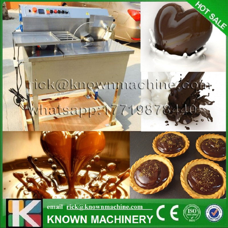 2017 New Free Shipping the CE certified 304 stainless steel 30 kg chocolate melting machine / chocolate tempering machine free shipping fedex good quality stainless steel 304 103cm 7 tier commercial chocolate fountain self melting