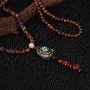 Модные подвески Будды, Винтажные Украшения в непальском стиле, ручная работа