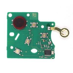 Image 3 - Keyecu Smart Key 4 Taste 433MHz Mit PCF7941 Chip für Renault Megana III Whithout Keyless GO