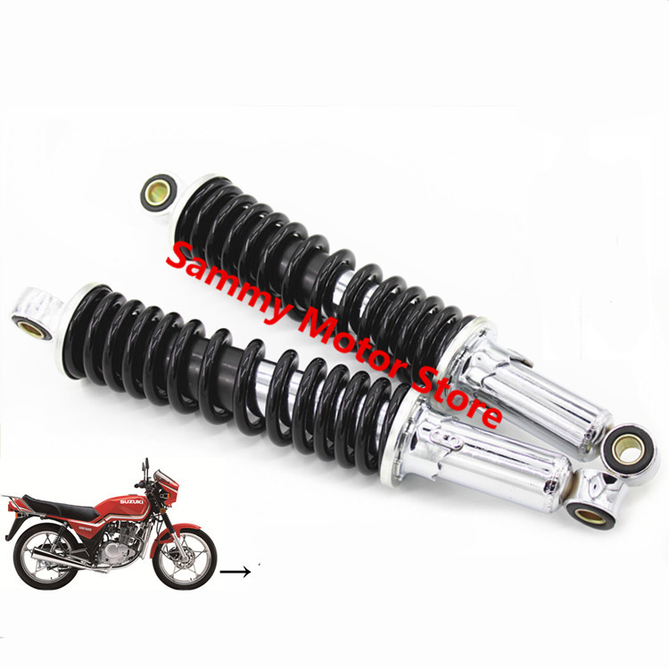 GS125 REAR SHOCK ABSORBERS Suspension Spring For Suzuki GS125 GN125 Motorcycle