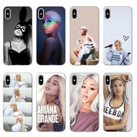 ariana grande coque iphone x