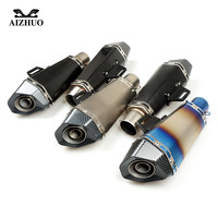 Universal 36 51MM Modified Motorcycle Exhaust Pipe Muffler FOR BMW K1200S K1300 S/R/GT K1600 GT R1200GS R1200GS ADVENTURE
