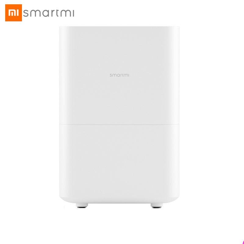 Original Xiaomi Smart Mi Pure Humidifier Evaporation Humidification 4L Tank Allergic People Use Work With Mijia