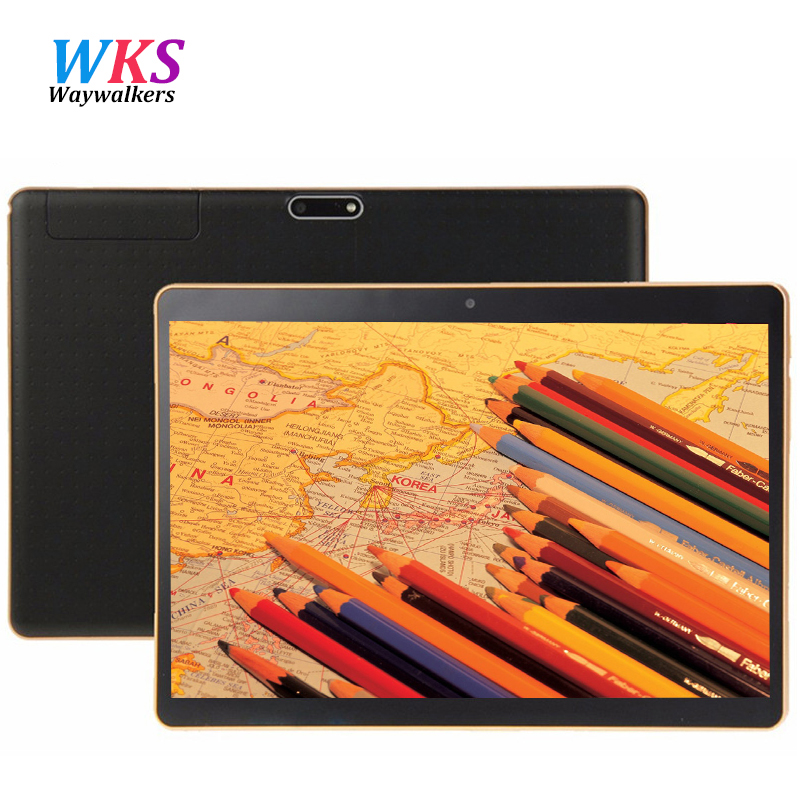 Waywalkers 9.6 inch T805s tablet pc 3G LTE Octa Core 4G RAM 64GB ROM Dual SIM Card Android 4.4 Bluetooth mobile phone tablet pcs