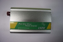 150W Pure Sine Wave Power Inverter Grid DC 12V to AC 220V Tie Inverter solar panel