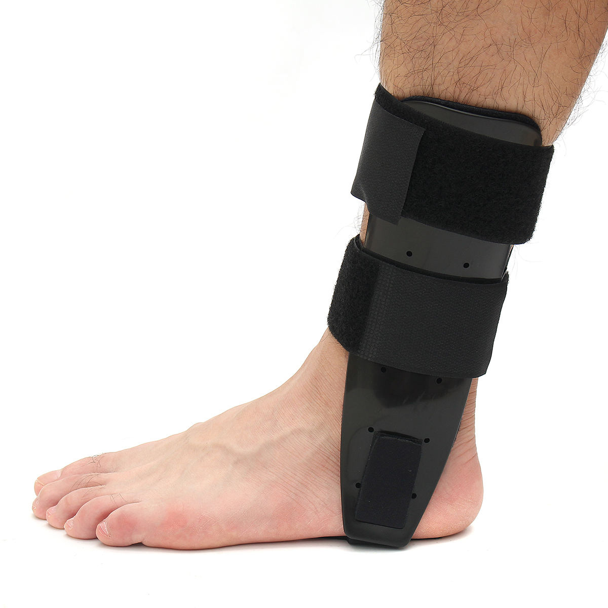Ankle Support Brace Guard Sports Foot Sprain Injury Strap Stabilizer Orthosis Adjustable Breathable Elastic Ankle Pad Protector