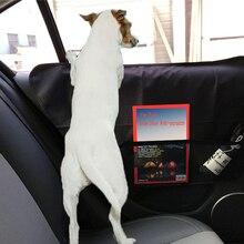 2pcs/lot Pet Car Door Cover Waterproof anti scratch Rear Back Seat Pad Mat Protectors Fit All Vehicles