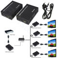 1080P HDMI Extender Over One CAT5E/6 Network Cable Using TCP/IP Technology Splitter Repeater 100M HDCP With IR Loop Control