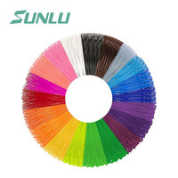 Glowing 16 Colors 3d Pen Filament Refills 1 75 Mm Pla Pack For Boys