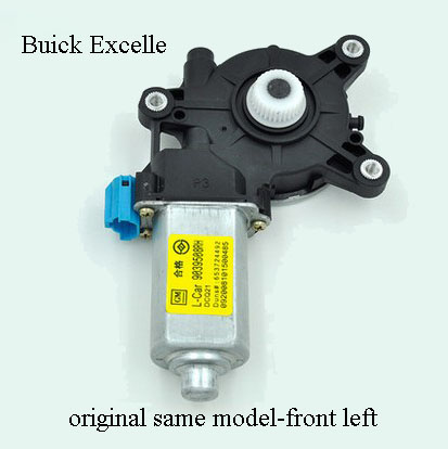 Buy 2pcs lot buick excelle original for Electric motor for skylight