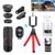 Clips Universal Kit 8X Zoom Telefoto Lentes lentes Da Câmera do Telescópio olho de peixe grande angular lente macro para iphone xiaomi samsung lg