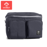 Insular Brand Thermal Insulation Baby Diaper Bags for Strollers Waterproof Nappy Changing Bag Mummy Stroller Cooler Bags