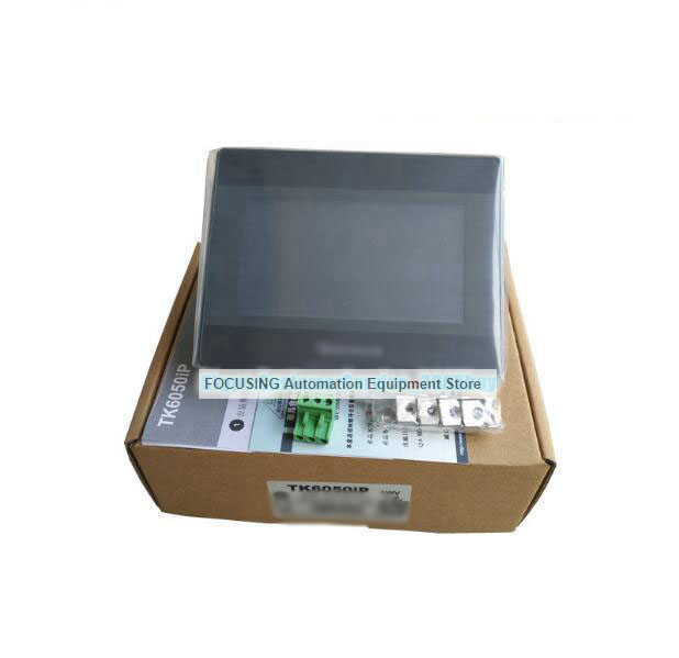 Original in box for 4.3 inch 480x272 touch screen TK6050IP touch display HMI replace MT6050I 1 year warranty weinview mt8150ie 15 inch 1024 768 hmi new original can replace mt8150x 13 months warranty
