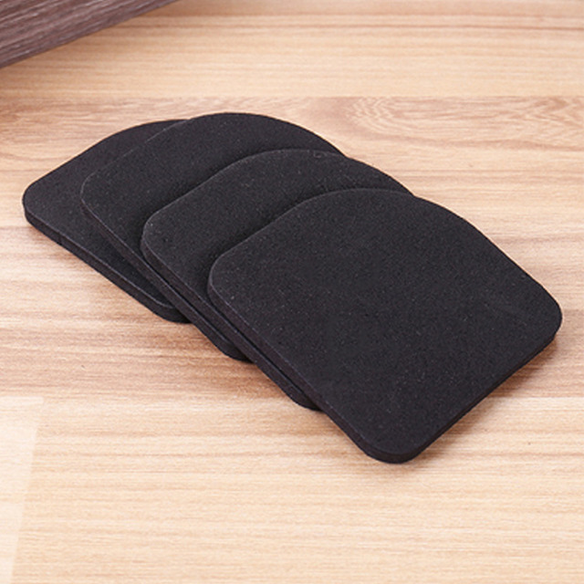 4pcs Stand For A Washing Machine Shock Pads Anti-Vibration Pad For Washing Machine Non-slip Mats Refrigerator Multifunctional 2