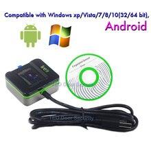 LIVE20R Andriod Lettore di Impronte Digitali Biometria Scanner di Impronte Digitali SLK20R Desktop di Iscrizione e Dispositivo di Identificazione