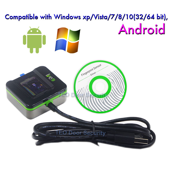 imágenes para LIVE20R SLK20R Andriod Lector de Huellas Dactilares Escáner Biométrico de Huellas Digitales de Escritorio de Inscripción y Dispositivo de Identificación