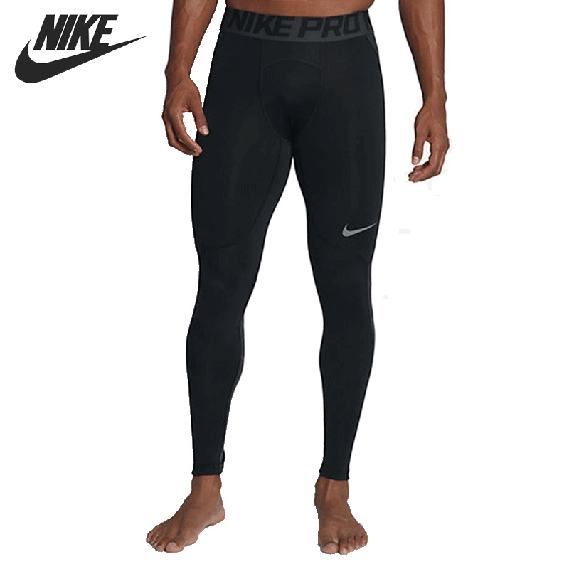 купить Original New Arrival NIKE M NP HPRWM TGHT Men's Tight Sportswear по цене 4289.28 рублей