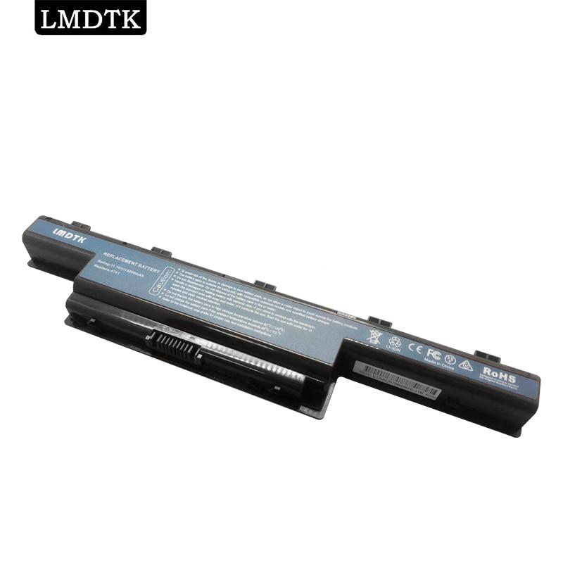 LMDTK NEW ლეპტოპის ბატარეა Acer Aspire - ლეპტოპის აქსესუარები - ფოტო 3
